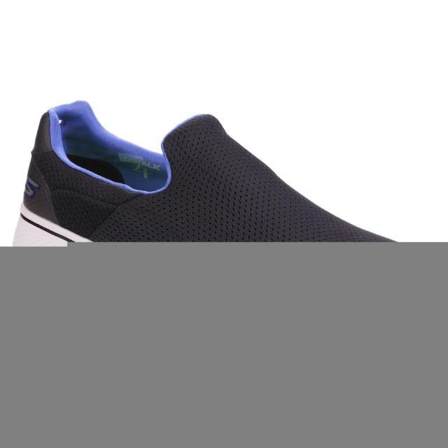 Skechers Baskets Go Walk 4 Homme 42 Eur, Noir bleu