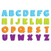 Knorr - Escabbo®EVA -badesticker Buchstaben 26 StÜCK, Farblich Sortiert