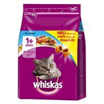 Whiskas - Croquettes +1 au Thon pour Chat - 1,75Kg