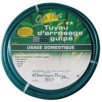 Cap Vert - Tuyau guipé Ø 15 mm 25 m - 351315