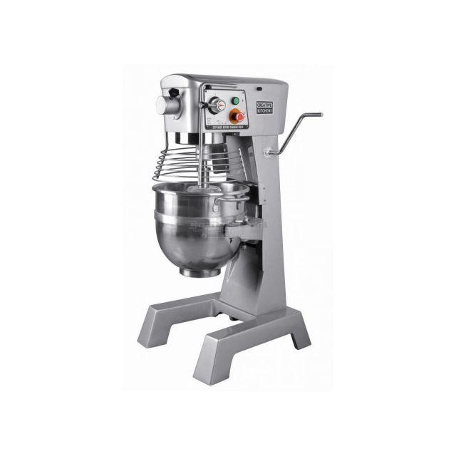 Combisteel Batteur mélangeur planétaire 30 litres