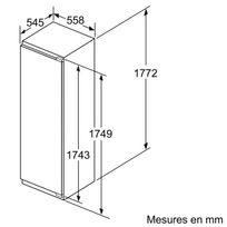 Réfrigérateur encastrable 1 Porte - Kir81AF30
