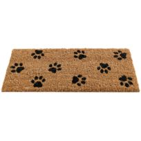 GARDMAN - Paillasson pattes de chien en fibre de coco