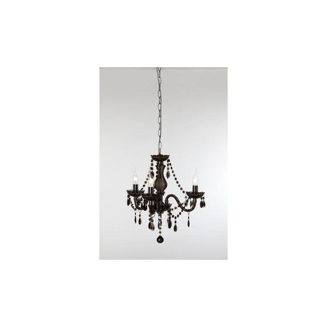 lustre 3 lampes palla vendu par conforama 7762. Black Bedroom Furniture Sets. Home Design Ideas