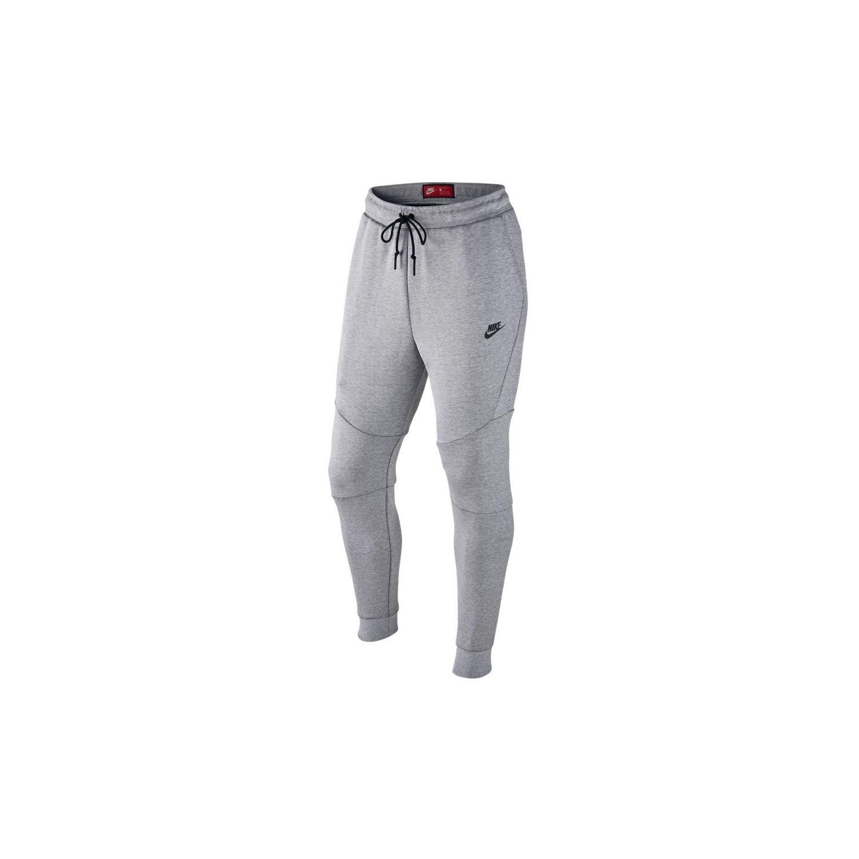 a5d5ee2c4da NIKE- Pantalon de survêtement Tech Fleece Jogger - 805162-100 - Gris - XL