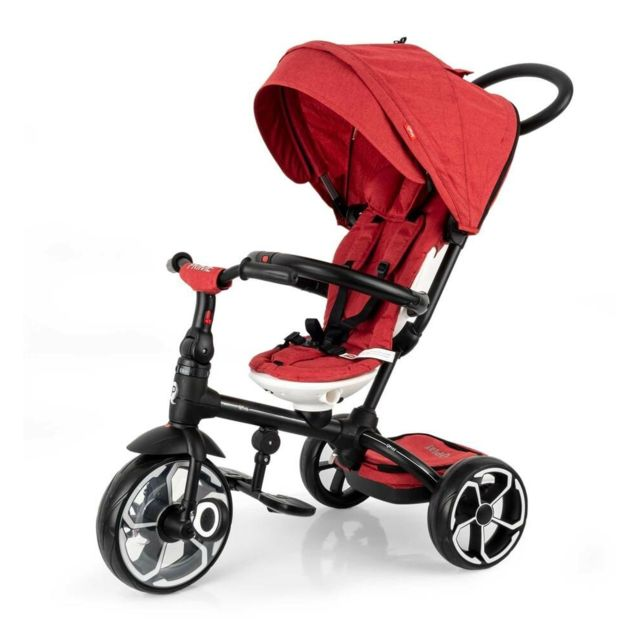 Qplay Tricycle Prime Rouge