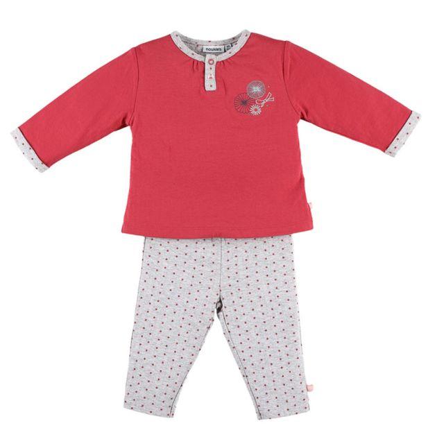 e9ad3cef13b34 NOUKIE S - Pyjama 2 pièces en jersey double face - pas cher Achat ...