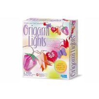 4M - Origami Papier à plier : Kit lumière