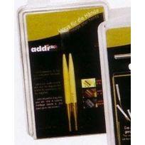 Addi - Click Pointes D'AIGUILLES En Bambou 3,5 Mm