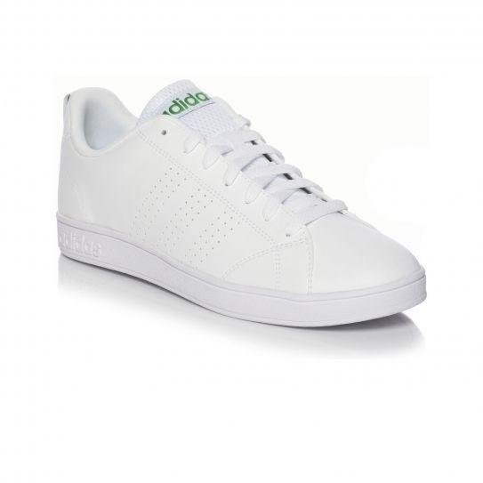 Adidas originals - Chaussures Advantage Clean Blanc/Vert e16