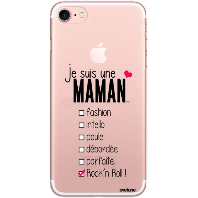 coque je t aime iphone 8