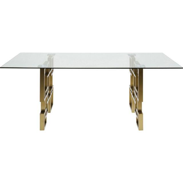 Karedesign Table Boulevard 200x100cm Kare Design