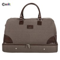 Compagnie Du Bagage - Sac de voyage So British Xl marron