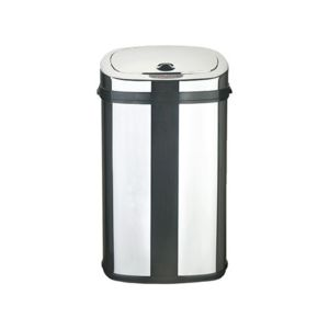 Frandis poubelle automatique inox sensor rectangulaire for Poubelle cuisine rectangulaire