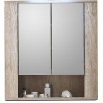 Armoire miroir salle de bain Achat Armoire miroir salle de bain