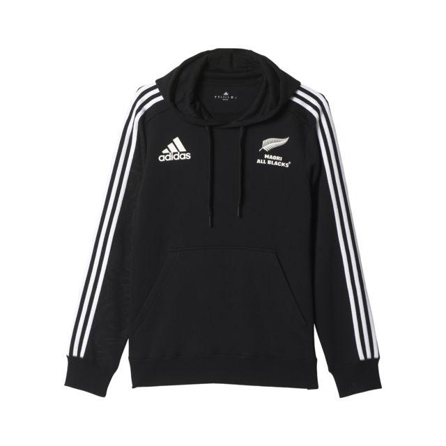 Adidas performance Sweat shirt à Capuche All Black Maori