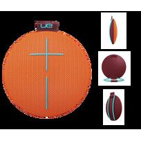 ULTIMATE EARS - Enceinte bluetooth Roll 2 Orange - UE-ROLL2-HABANERO-ENC-ORANGE