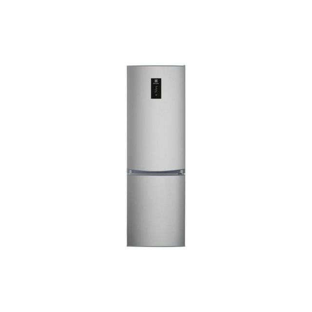 ELECTROLUX EN3850NKX - Refrigerateur combine - 349L 258L +91L - Brasseur dair FreeStore - A++ - Inox