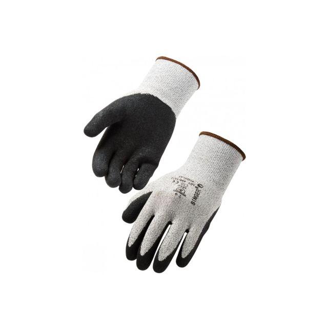 cuire et jardiner Yenvine Protection haute performance niveau 5 Small Gants r/ésistants aux coupures Pour couper Qualit/é alimentaire pour cuisine
