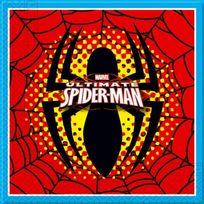 Marque Generique - Serviettes Spiderman x20