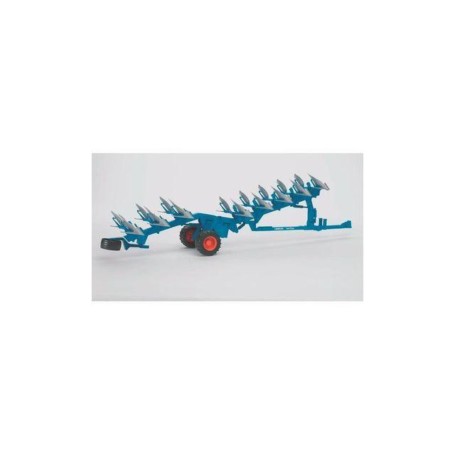 BRUDER 02250 Charrue semi-portée VariTitan