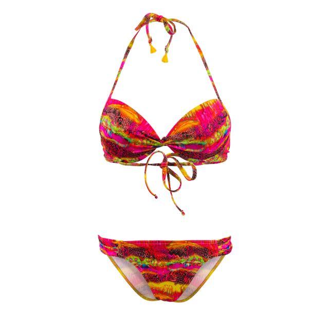 30c2ef95bc Lolita Angels - Maillot de bain 2 Pièces Lolita Angels Balconnet Playa Link  Mamboa Jaune et
