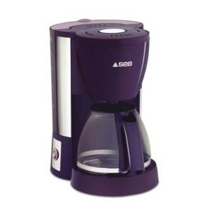 seb cafeti re filtre 10 15 tasses 1000 watts cm330600. Black Bedroom Furniture Sets. Home Design Ideas