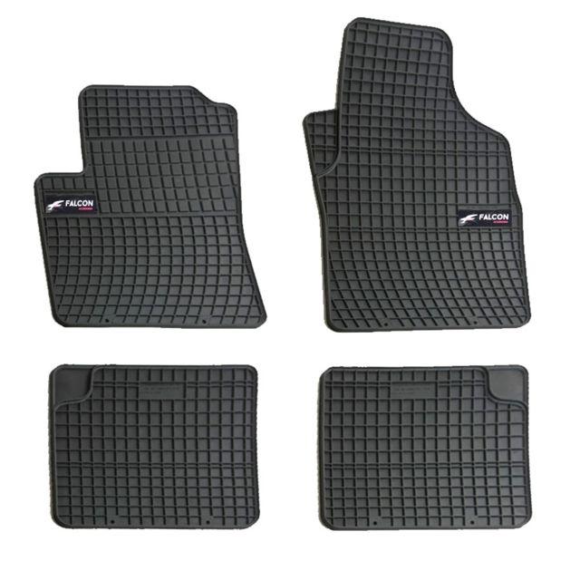 dbs tapis voiture auto caoutchouc sur mesure pour fiat panda 3 de 02 2012 2018 4. Black Bedroom Furniture Sets. Home Design Ideas