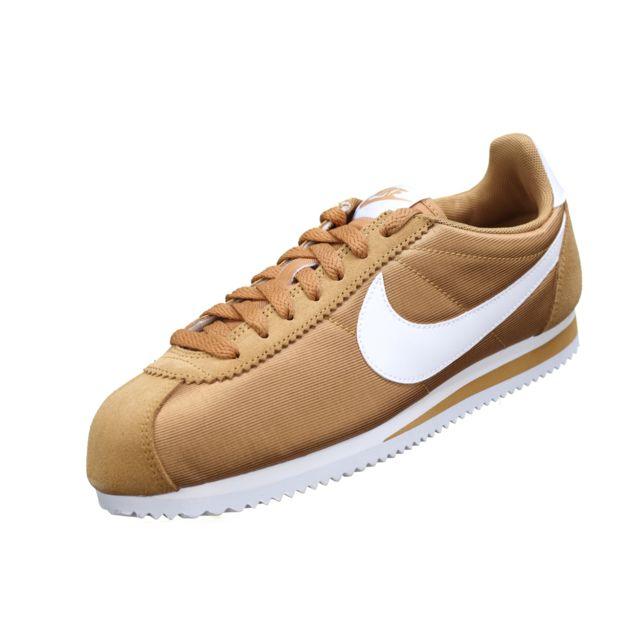 low priced cfcbf c97db Nike - Wmns Classic Cortez Nylon 749864 - 202 Camel