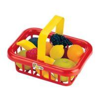 Faro - 94/70 - Jeu D'IMITATION - Cuisine - Panier De Fruits/LÉGUMES - 53 X 17 X 8,5 Cm
