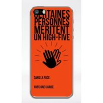 coque iphone 6 orange fluo