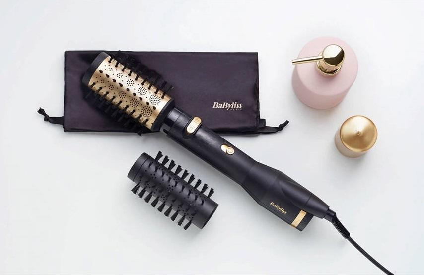 Brosse à air chaud rotative Creative Brush & Style 650 W AS510E