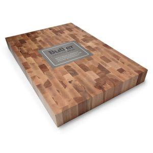 billot en bois de h tre butler 60 x 40 cm pas cher achat vente planche d couper. Black Bedroom Furniture Sets. Home Design Ideas