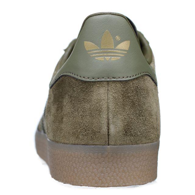 Adidas Basket Gazelle Bb5265 Vert pas cher Achat Vente