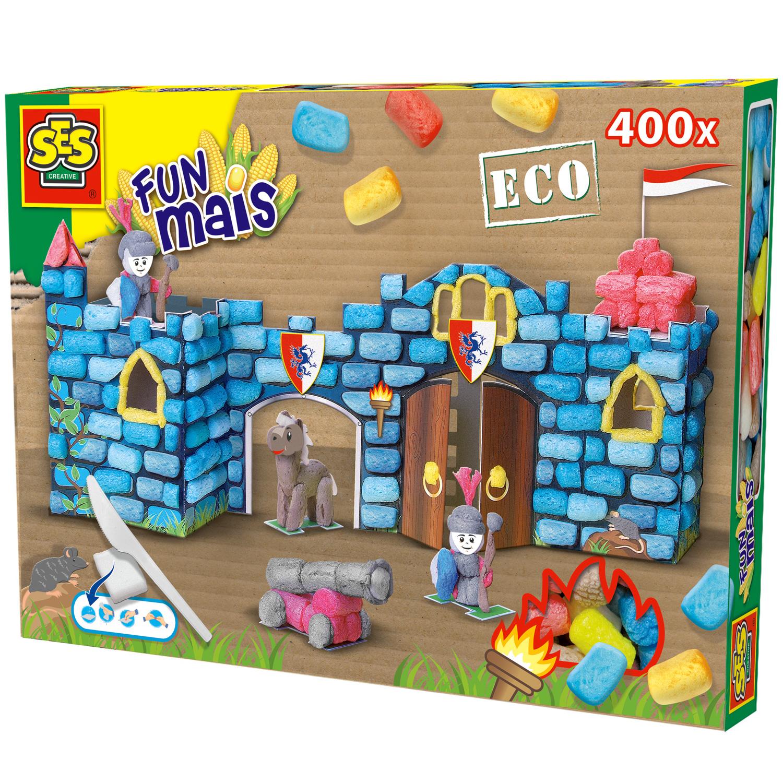 Funmais Eco : Construction d'un château