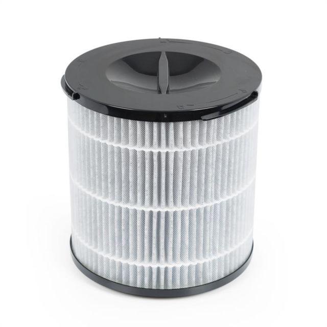 KLARSTEIN Arosa Filtre 3 composants Pré-filtre HEPA H13 charbon actif - noir