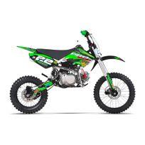 Moto Pit Bike 140-S - 17/14 - Noir