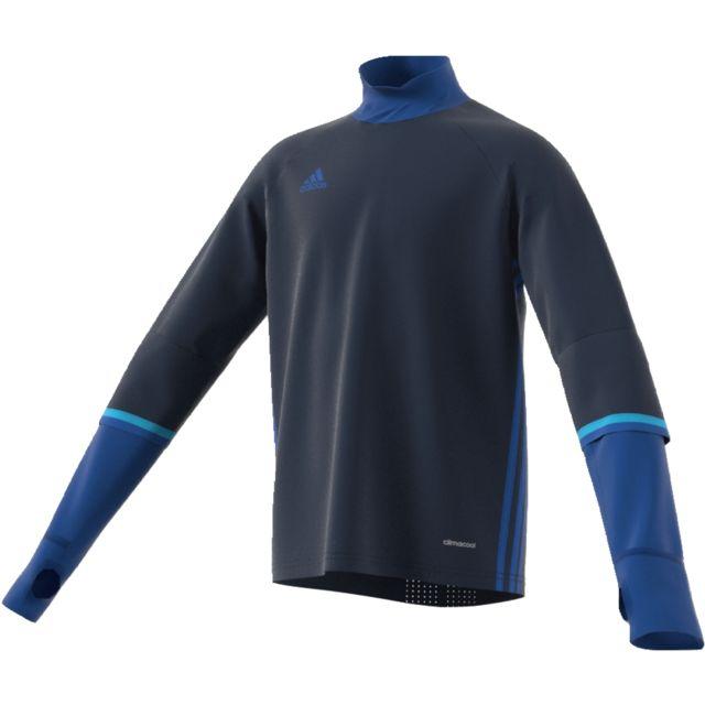 Adidas training top junior condivo 16 pas cher achat vente coupe vent vestes rueducommerce - Coupe vent adidas junior ...
