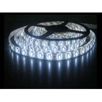 Autoled - 0145 - 2 rouleaux Led 12V Smd3528 blanc long 2m
