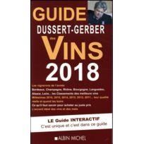 Albin Michel - guide Dussert-Gerber des vins 2018