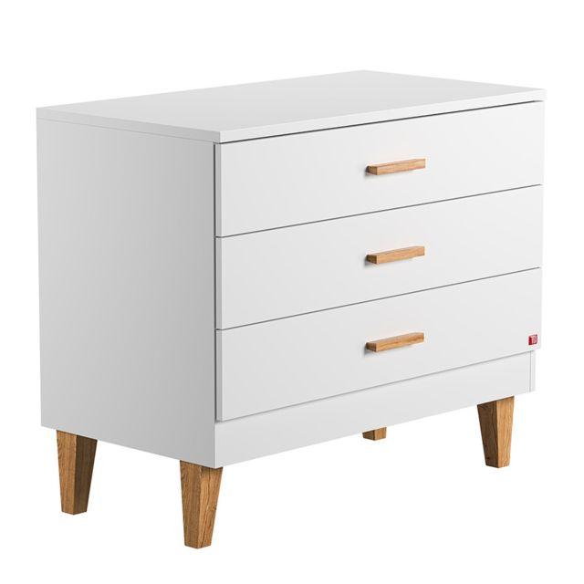 vox commode langer lounge blanc pas cher achat vente commode enfant rueducommerce. Black Bedroom Furniture Sets. Home Design Ideas