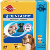Pedigree - Dentastix - Chien moyen