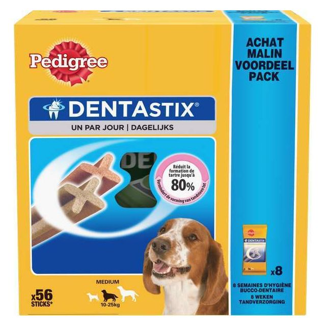 Pedigree Dentastix - Chien moyen
