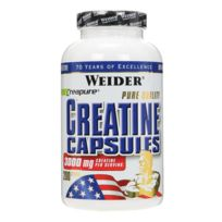 Weider Global Nutrition - Pure Creatine 200 gélules