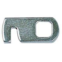 Dom - Came Crochet Pour Serrure Type Batteuse - Modèle:911-3 - Long. à l'axe mm:30