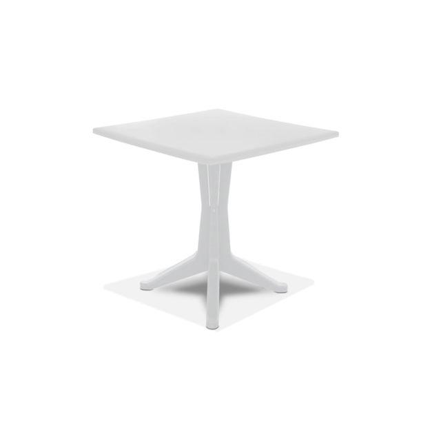 De Ronde Tables Table Oviala Plastique Jardin En GMUzqVSp