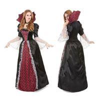 59b67e006b7 Sans - Deguisement Vampire Femme Taille S Robe Déguisement Costume Qualité  - 194