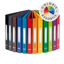 ELBA - Classeur Color life - Format A4 - Quatre anneaux