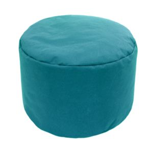 mon beau tapis pouf rond bleu canard int rieur ext rieur. Black Bedroom Furniture Sets. Home Design Ideas