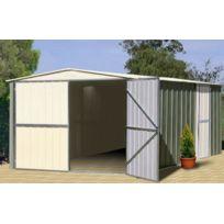 Treco - Garage en métal 16,15 m2 Colorbond 10x17 - Trmg1017UTSD